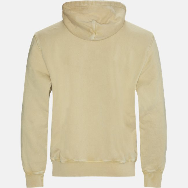 Hooded Mosby Script Sweatshirt